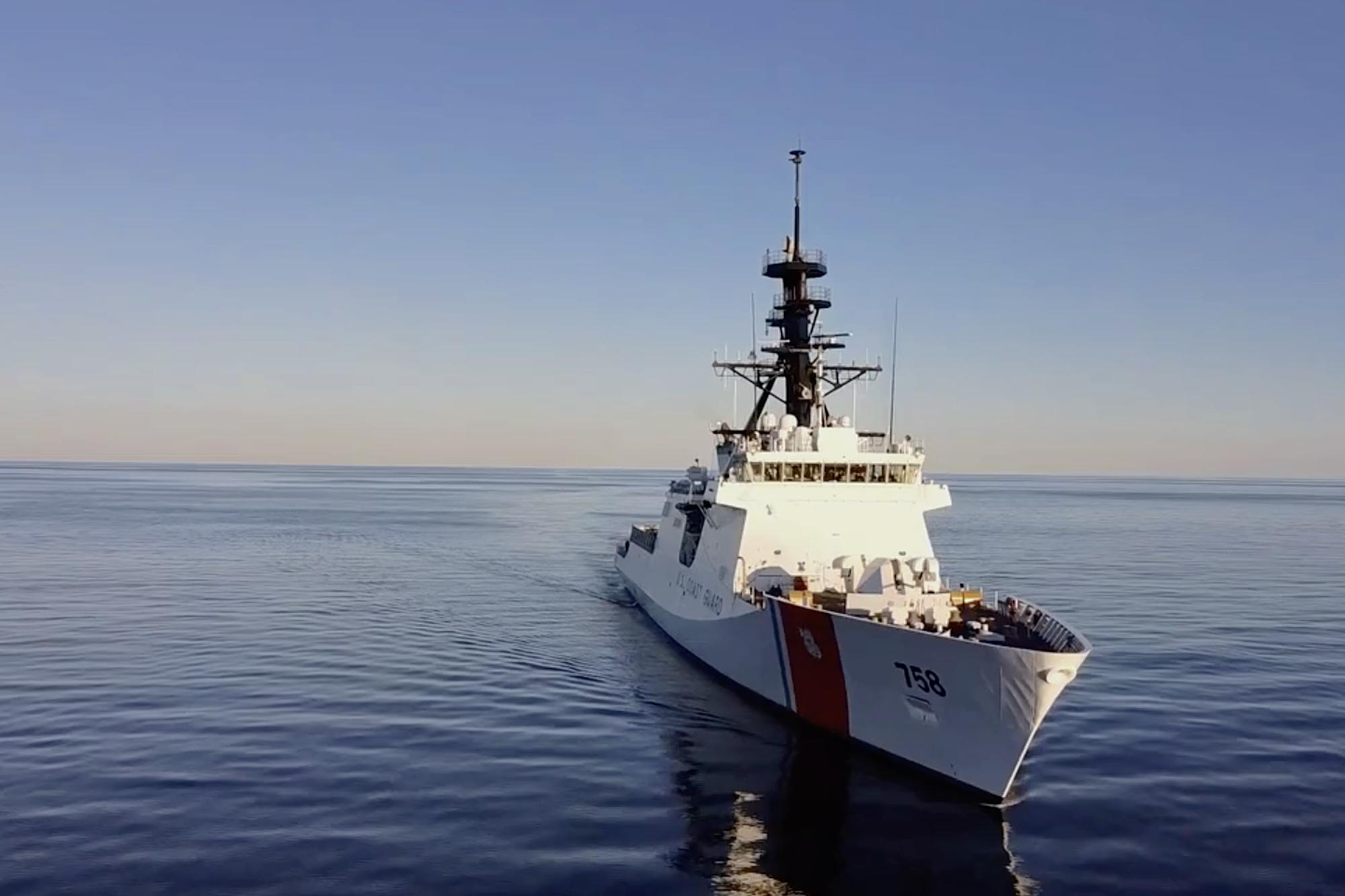 """Estados Unidos canceló la visita al país de uno de sus buques más modernos por """"desafíos logísticos"""""""