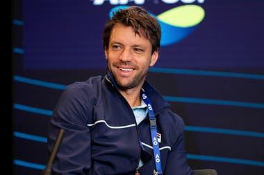 Horacio Zeballos, número 3 del mundo en dobles. El zurdo es una de las cartas del equipo argentino en Melbourne