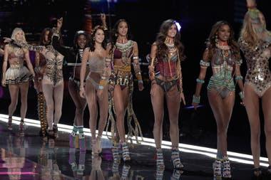 Un desfile de Victorias Secret en China