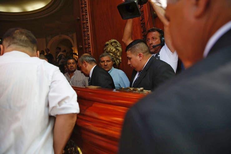 Velan los restos de Débora Pérez Volpin en la Legislatura porteña