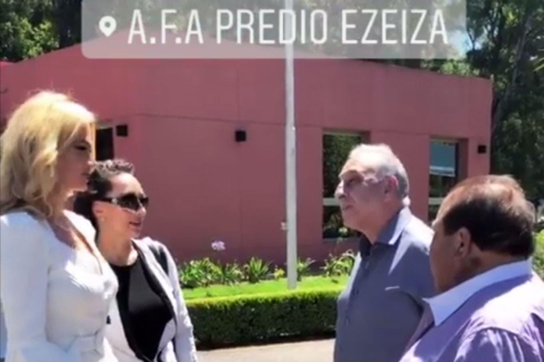 Embajadora Y Seductora Victoria Lopyreva Se Juega Por La Argentina