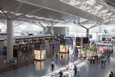 Aeropuerto Internacional Chubu Centrair, Nagoya (Japón)