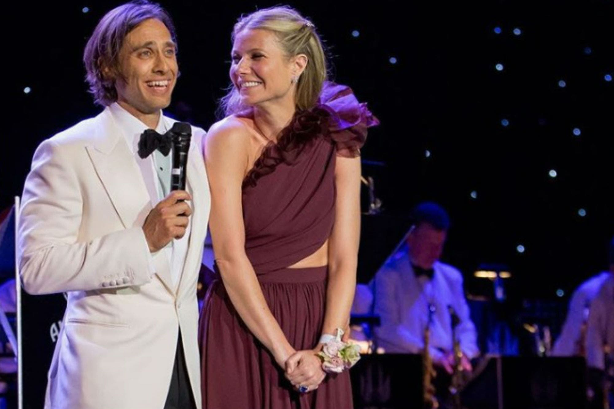 Gwyneth Paltrow y Brad Falchuk se casan este fin de semana