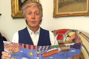 Paul McCartney y su nuevo álbum, Egypt Station
