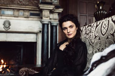 Rachel Weisz, en The favourite