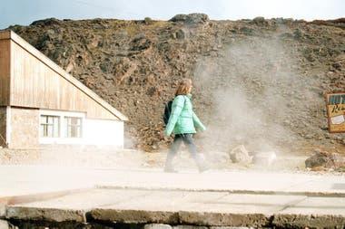 La actividad geotérmica de Copahue es causada por el volcán homónimo