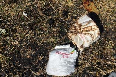 Murieron los 157 pasajeros y miembros de la tripulación que iban a bordo del vuelo de Ethiopian Airlines