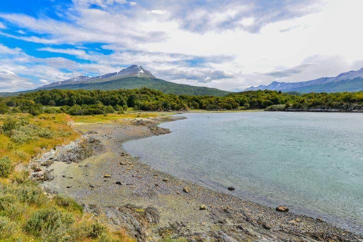 Parque Tierra del Fuego. Tierra del Fuego