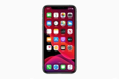 Dark Mode de iOS 13 estará disponible en la actualización que llegará en otoño boreal para los modelos de iPhone 6S y posterior