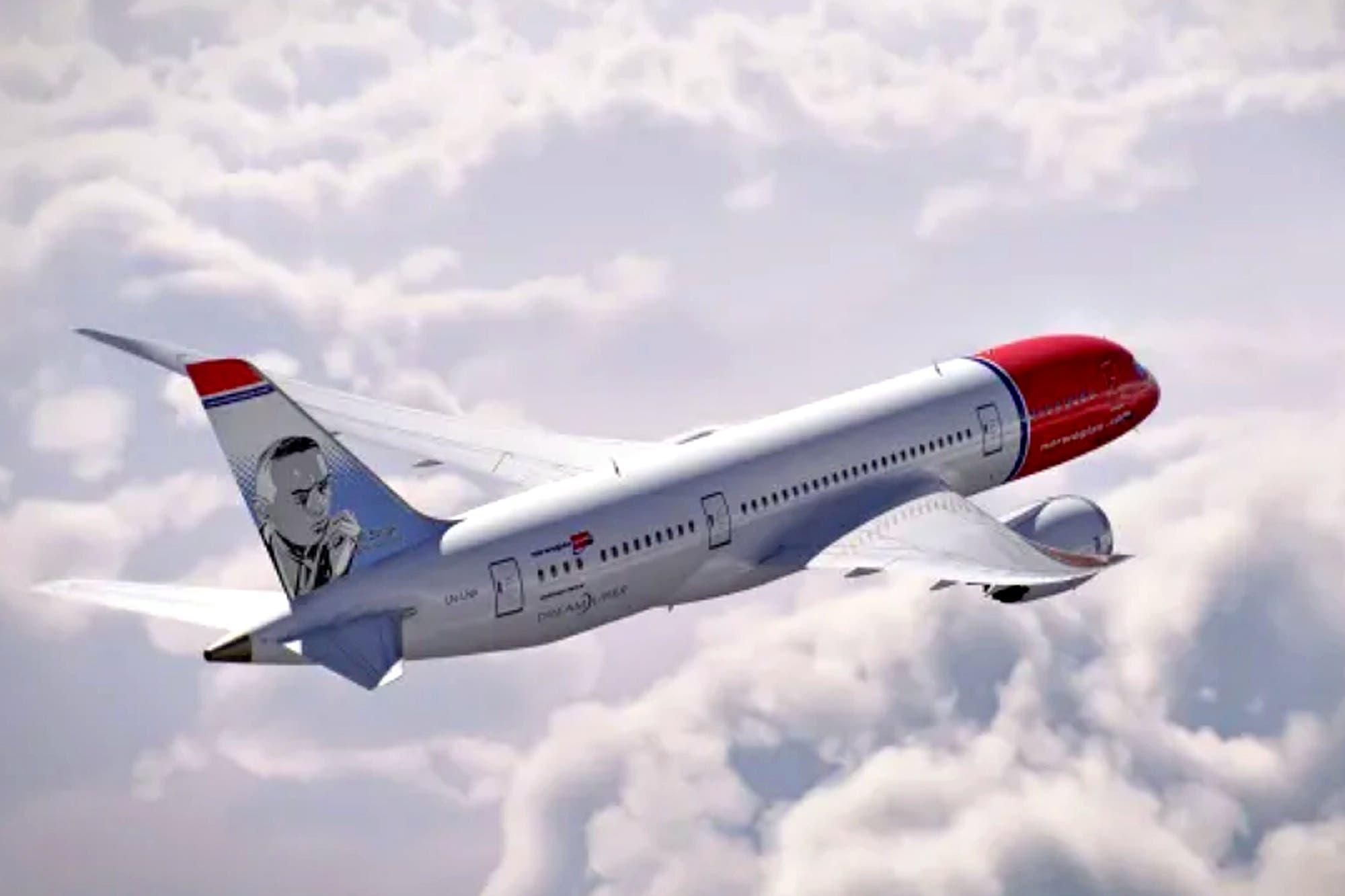 Xul Solar: una aerolínea eligió cuadros del pintor argentino para decorar un avión