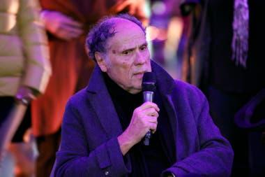 Tomás Abraham, inauguró el encuentro con una charla sobre Michel Foucault y Juan Bautista Alberdi