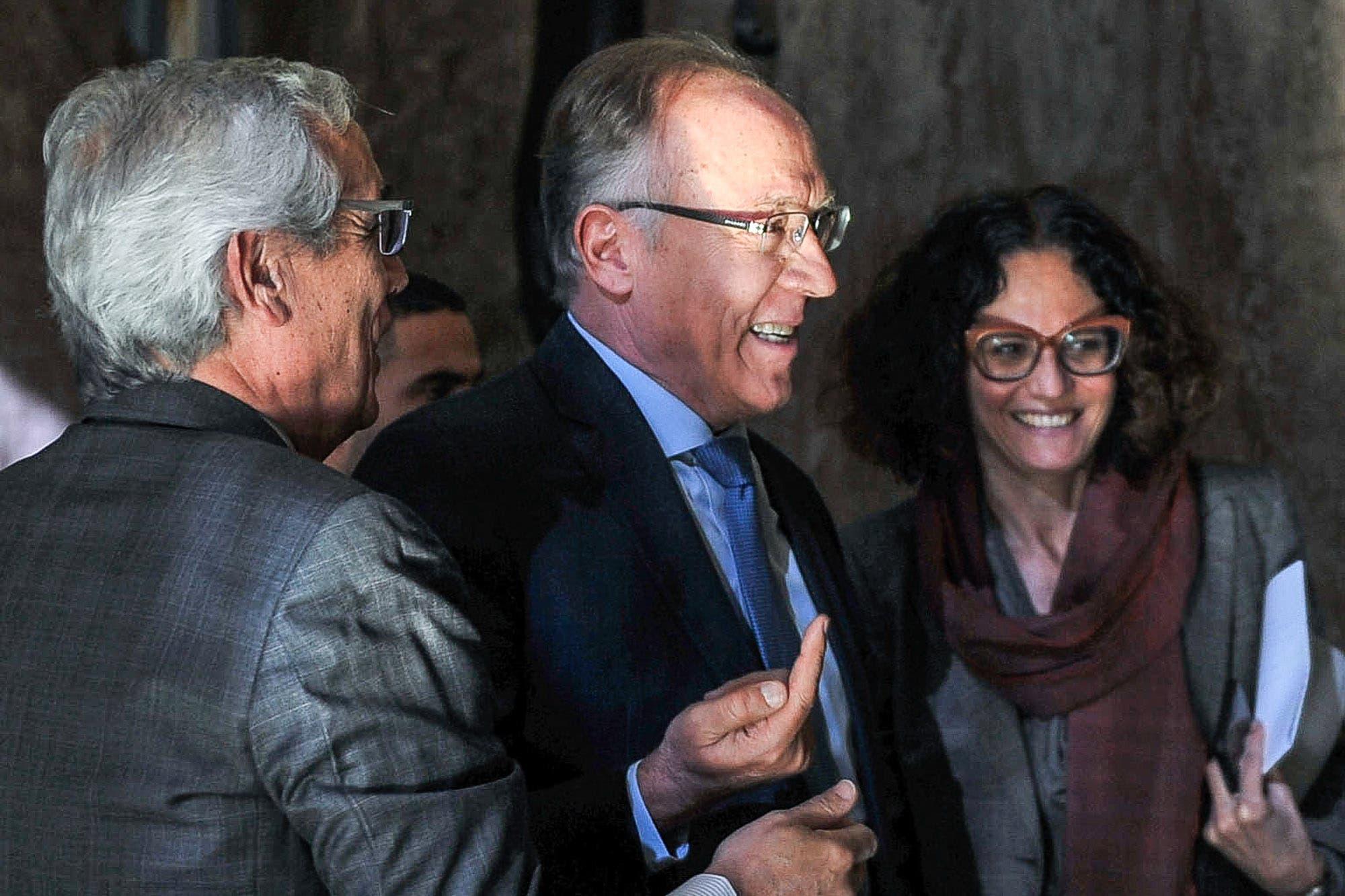 Lacunza se reunió con Nielsen y Todesca, dos economistas cercanos a Alberto Fernández