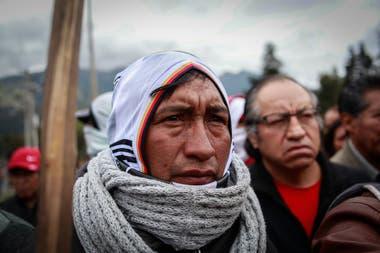 Protestas en Ecuador: ya son dos los muertos en las marchas contra las medidas de Moreno