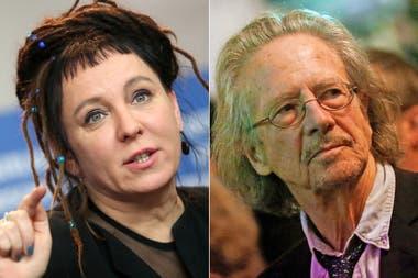 Premio Nobel de Literatura: Olga Tokarczuk y Peter Handke fueron los ganadores