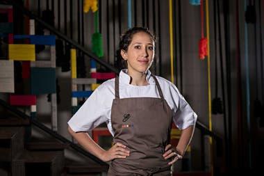 Marsia Taha, la jefa de cocina de Gustu, la revelación boliviana