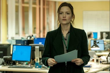 Holliday Grainger en este logrado thriller de StarzPlay