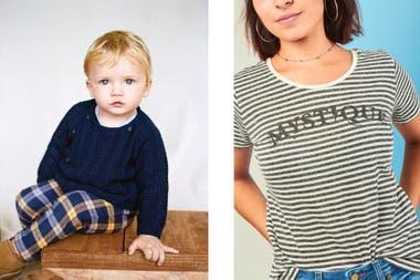 Hay ofertas pra toda la familia, como las de Baby Cottons y Kevingstone