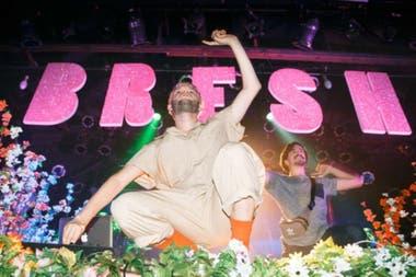 La Fiesta Bresh se adaptó a las normas de distanciamiento