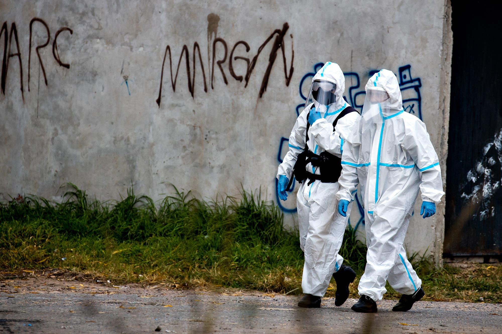 Coronavirus en la Argentina: 20 muertos y 1391 nuevos contagios