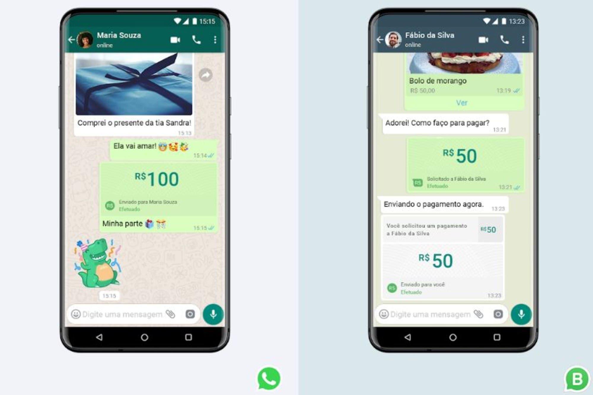 Los pagos por WhatsApp están cada vez más cerca: se habilitaron en Brasil