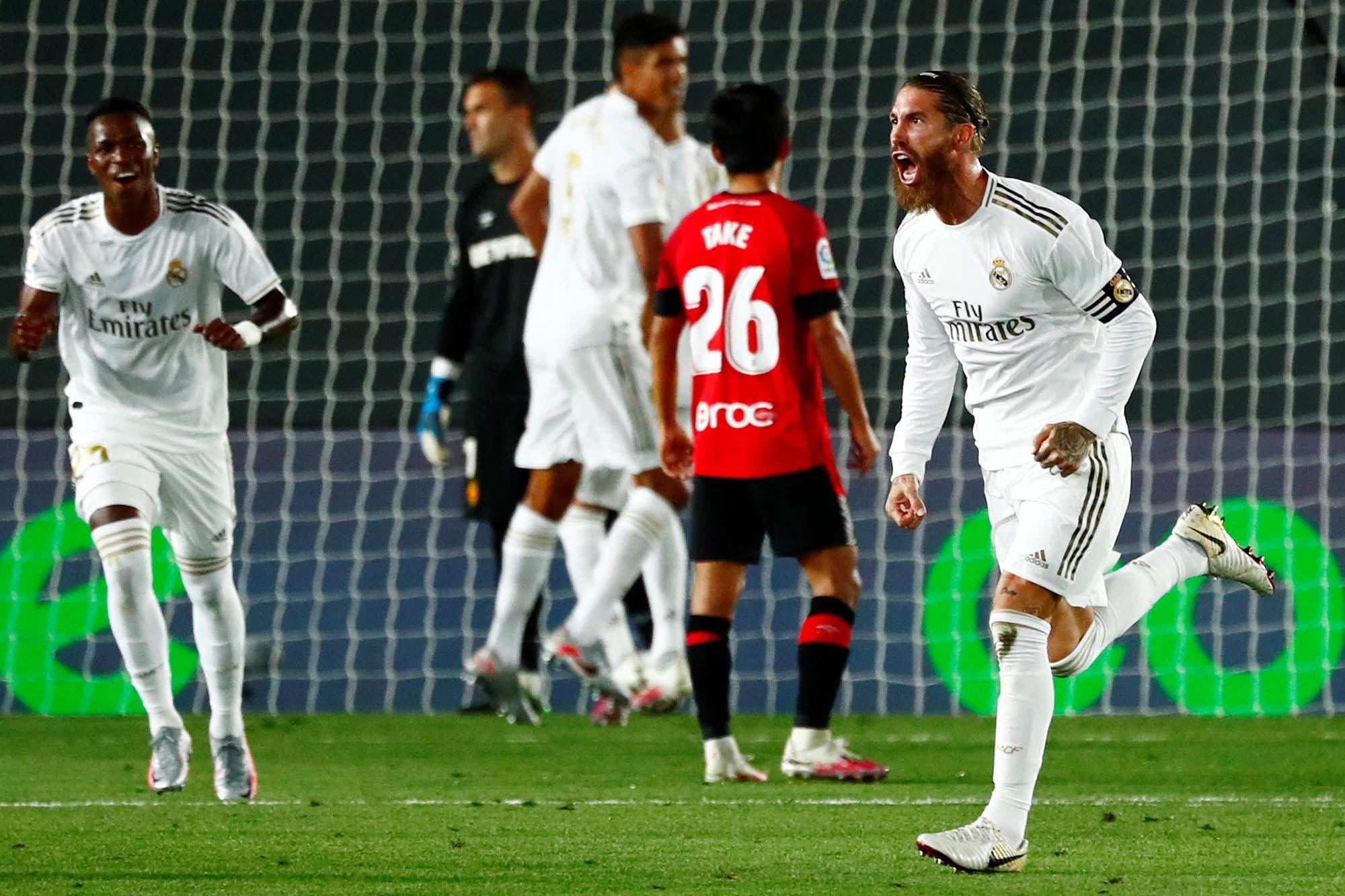 Real Madrid-Mallorca: otro triunfo clave para los de Zidane y el histórico debut de Luka Romero