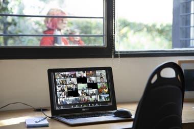 Las clases virtuales no siempre funcionan para los más chicos