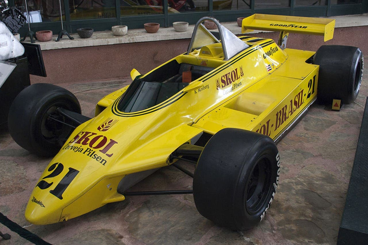 Los Fittipaldi. La amarga historia de la escudería de F1 que ...