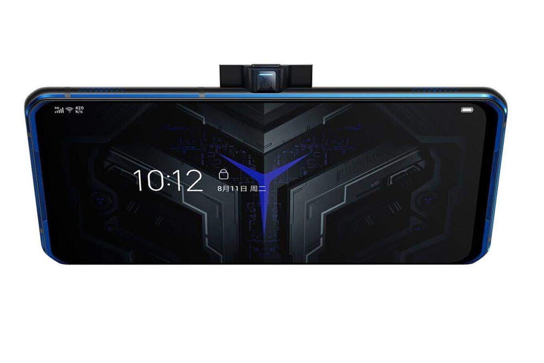 Legion Phone Duel: el smartphone gamer de Lenovo con 2 puertos USB y cámara al costado