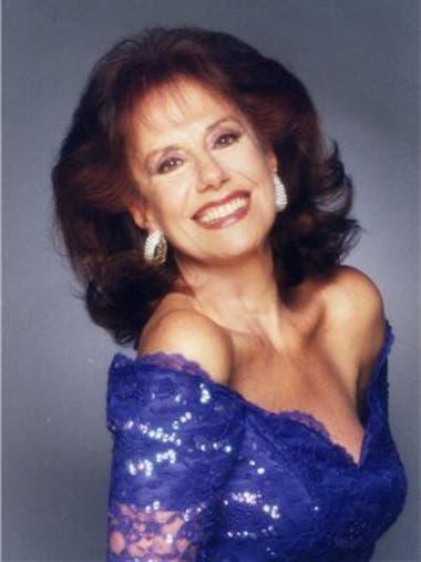 Versátil, María Concepción César protagonizó dramas, musicales y comedias