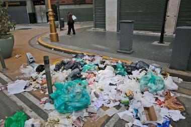 La basura orgnica una de las grandes responsables de las emisiones de GEis en Buenos Aires