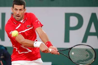 Novak Djokovic buscará el triunfo que le permita ganar su segundo Ronald Garros