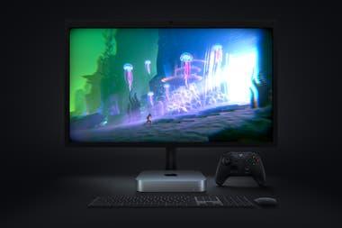 Apple renovó su computadora de escritorio más compacta, la Mac Mini, con procesadores M1 diseñados por la compañía, en reemplazo de los clásicos de Intel