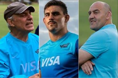 Loffreda, Matera y Ledesma, tres ejes de la crisis que atraviesan los Pumas.