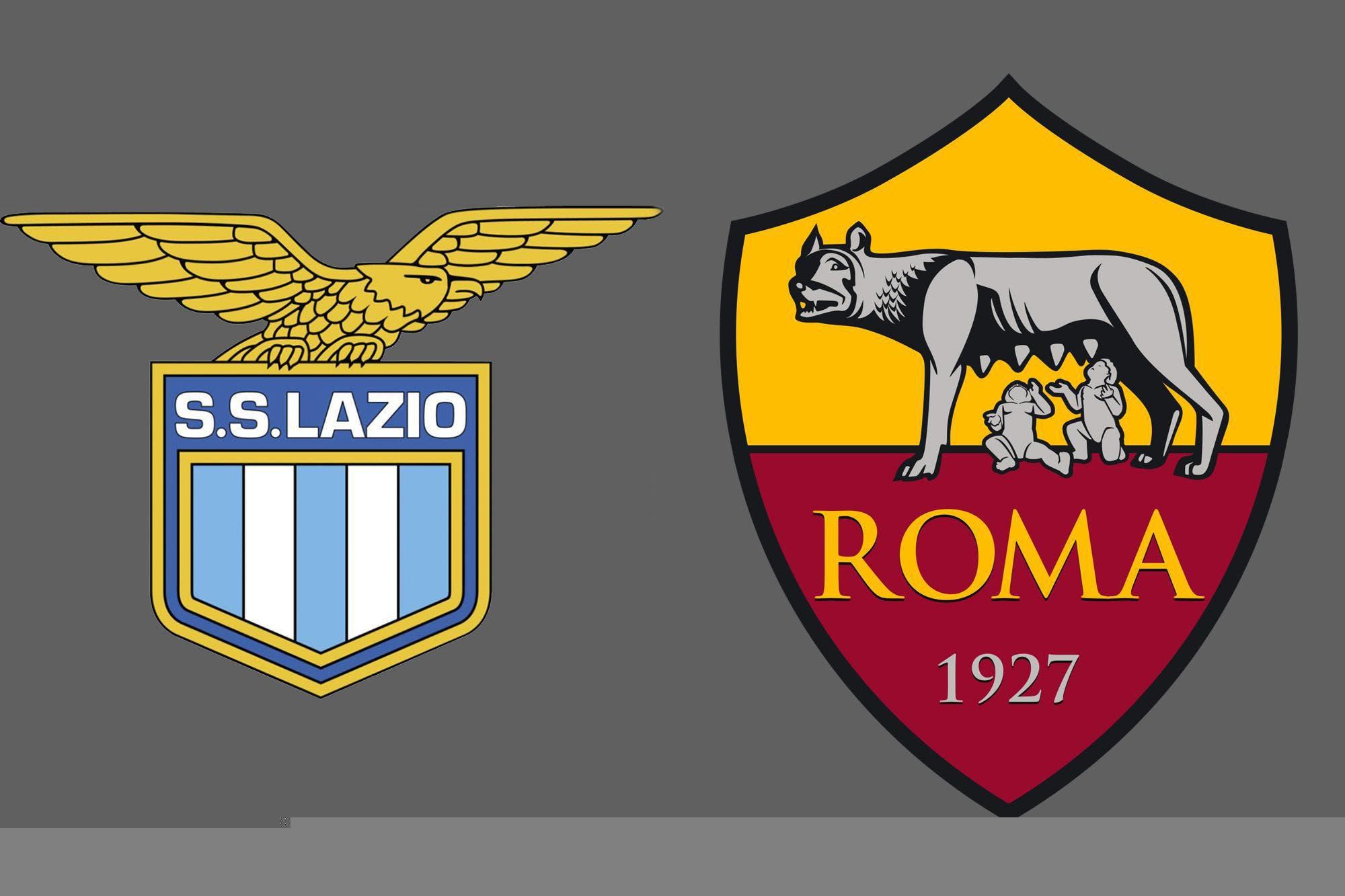 Serie A de Italia: Lazio venció por 3-0 a Roma como local