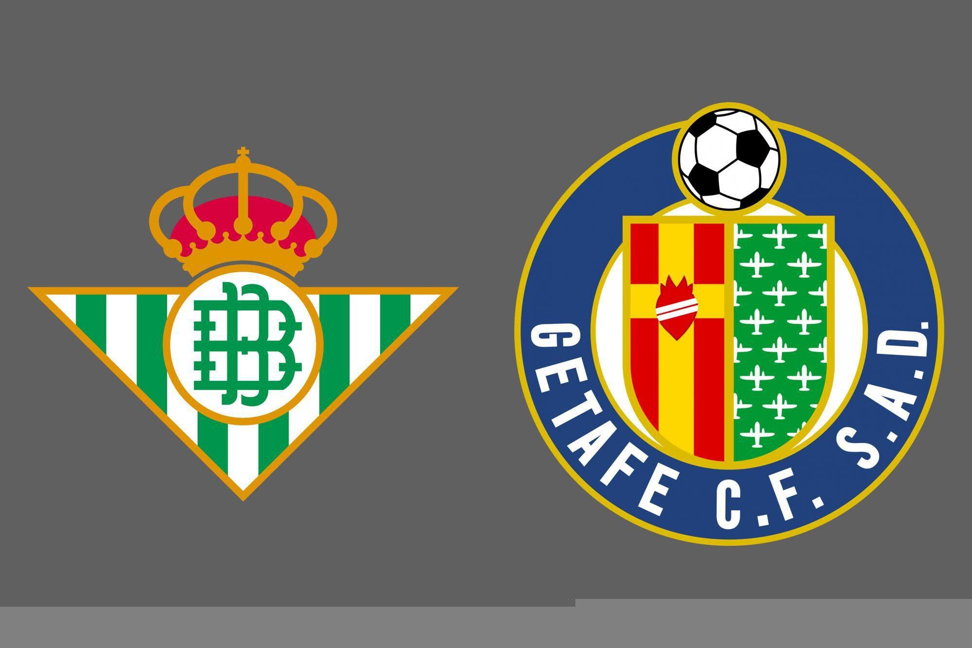 Liga de España: Betis venció por 1-0 a Getafe como local