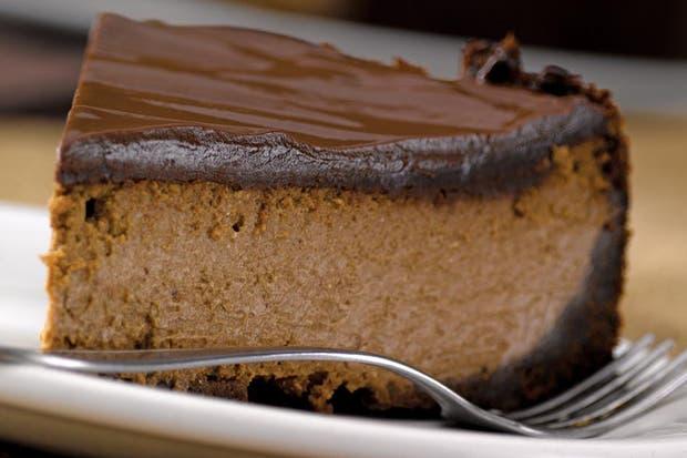 Receta de Cheesecake Capuccino
