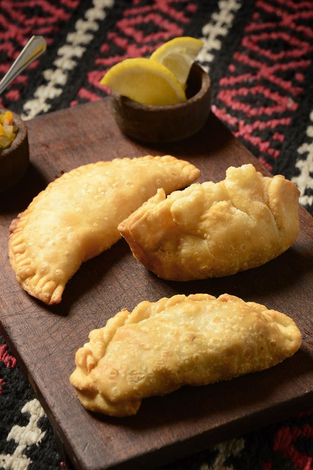 Receta de Empanadas Norteñas: de humita