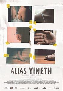Afiche de Alias Yineth. La Mujer de los Siete Nombres