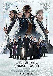 Afiche de Animales fantásticos. Los crímenes de Grindelwald 3D