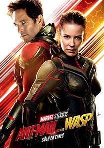 Afiche de Ant-Man and The Wasp