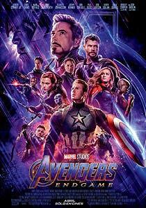 Afiche de Avengers: Endgame