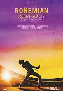 Afiche de Bohemian Rhapsody