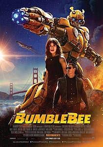 Afiche de Bumblebee 3D