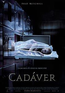 Afiche de Cadáver