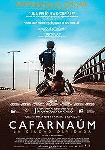 Afiche de Cafarnaúm: la ciudad olvidada