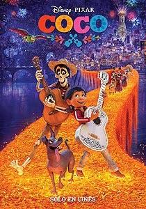 Afiche de Coco 3D