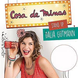 Afiche de Dalia Gutmann.