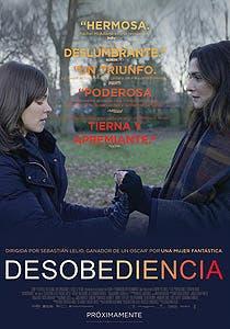 Afiche de Desobediencia