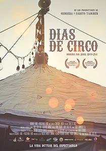 Afiche de Días de circo