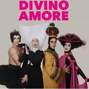 Afiche de Divino Amore